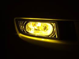 Philips Ultinon LED Fog Lamp & Fog Retrofit - 2700k Golden