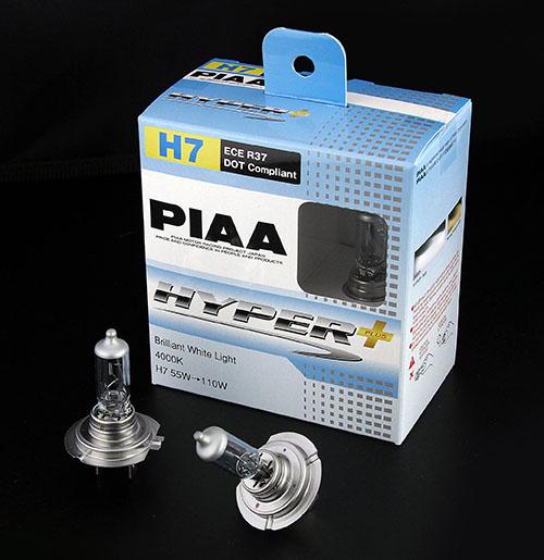 PIAA Hyper Plus 4000K Halogen Bulb  H1