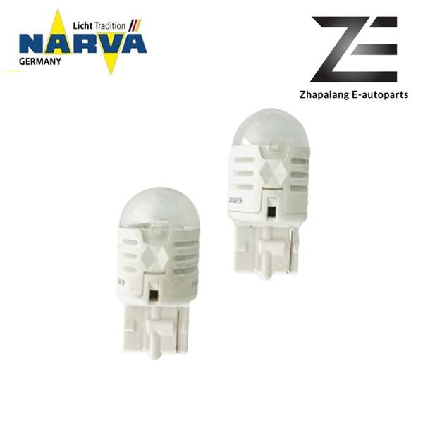 NARVA T20 W21W 12V LED Signaling Light Bulb White 18099 - Image 4