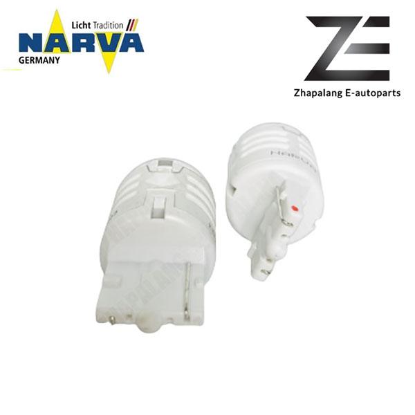 NARVA T20 W21W 12V LED Signaling Light Bulb White 18099 - Image 5