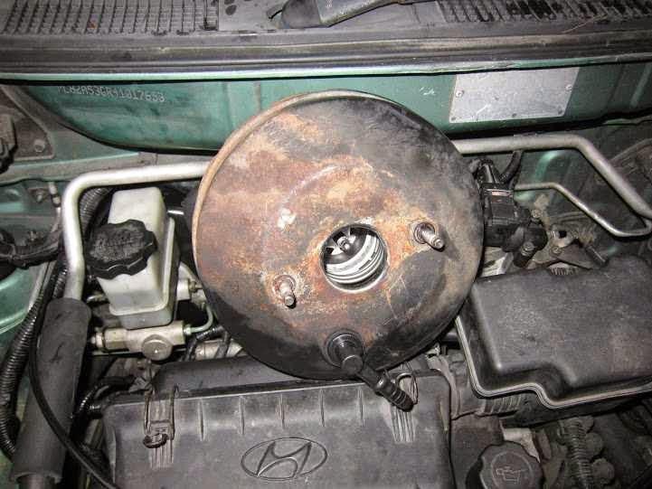 Original Brake Servo/Booster Hyundai Atos 1.0