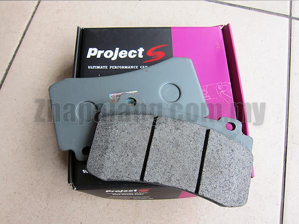 Nashin/Project S Sport Version Brake Pad for Caliper Type N1 & N3