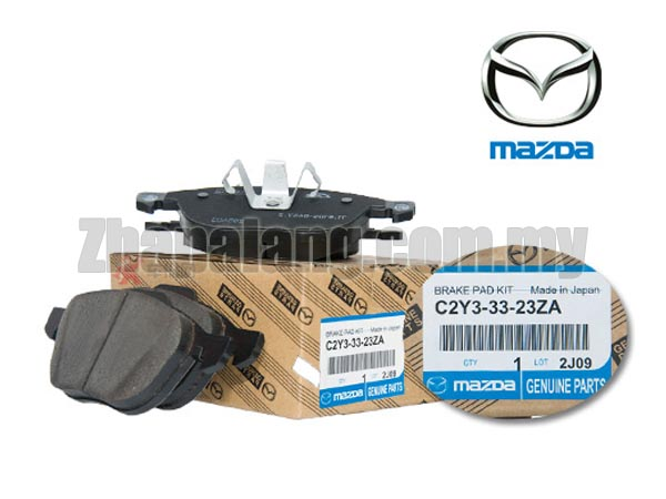 Original Front Disc Brake Pad C2Y33323ZA for Mazda 3/5