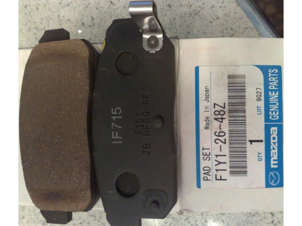 Original Front Disc Brake Pad F1Y13328ZB for Mazda RX8