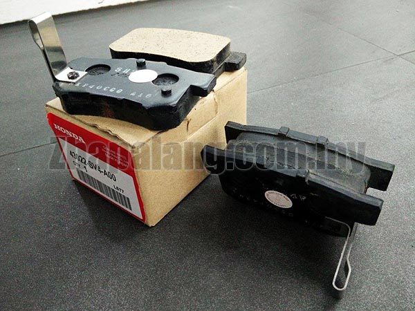 OEM Honda Rear Brake Pads for Honda Accord SM4/SDA Civic FD/SNA and ETC