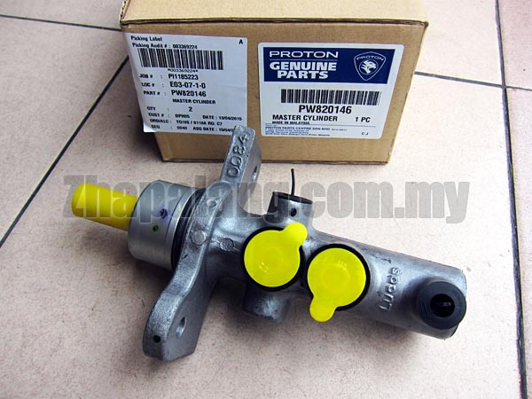 Proton Original Brake Master Cylinder Pump Proton Waja with ABS(Lucas)