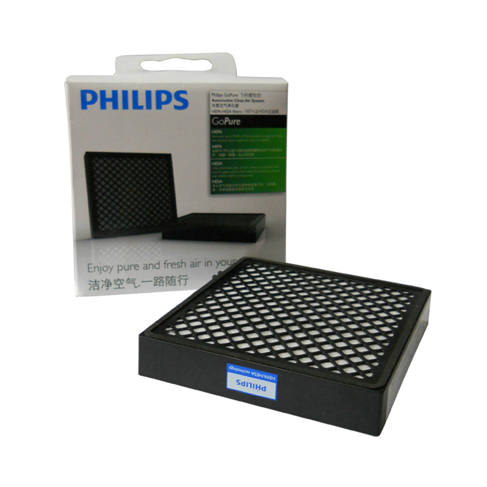 Philips GoPure Replacement HEPA/HESA Filters(for GoPure2)