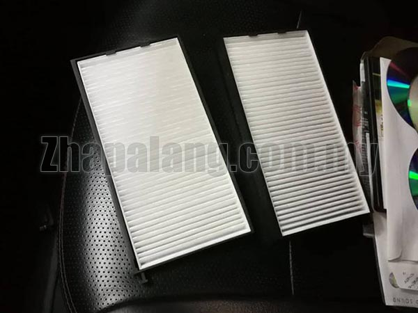 Hyundai Santa Fe Cabin Filter Set(2 Pcs)