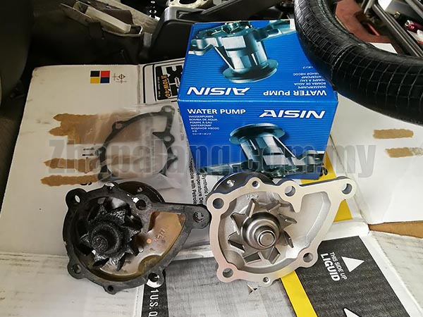 Aisin Water Pump for Nissan C22 Vanette Van