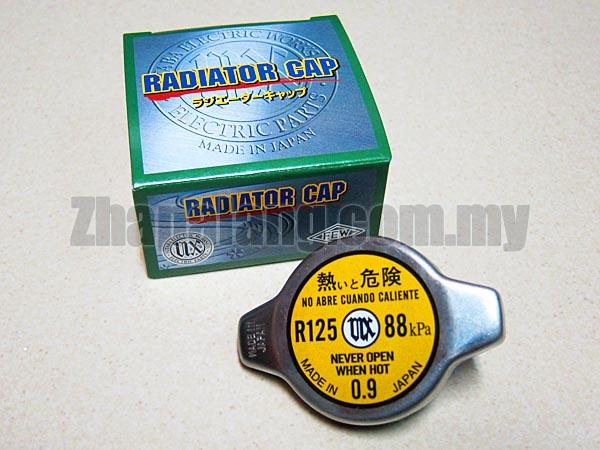 Futaba / Few Automotive Radiator Cap 0.9kg/cm2 88kPa 13Lbs R125