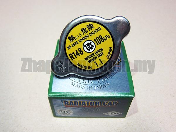 Futaba / Few Automotive Radiator Cap 1.1kg/cm2 108kPa 16Lbs R148