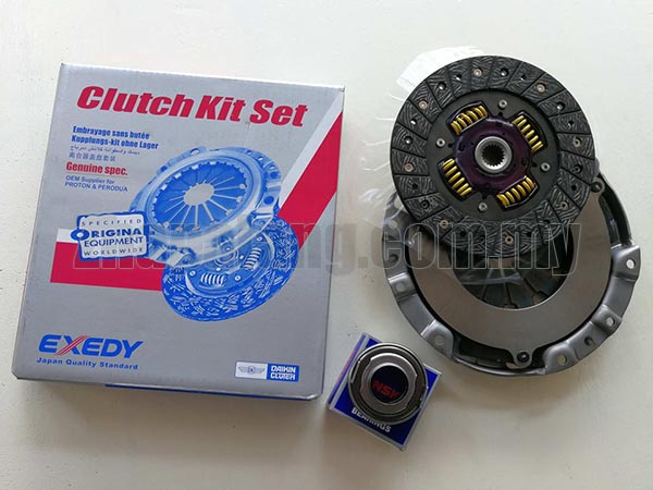 Exedy Standard Clutch Set for Proton Campro 1.6L with NSK Bearing