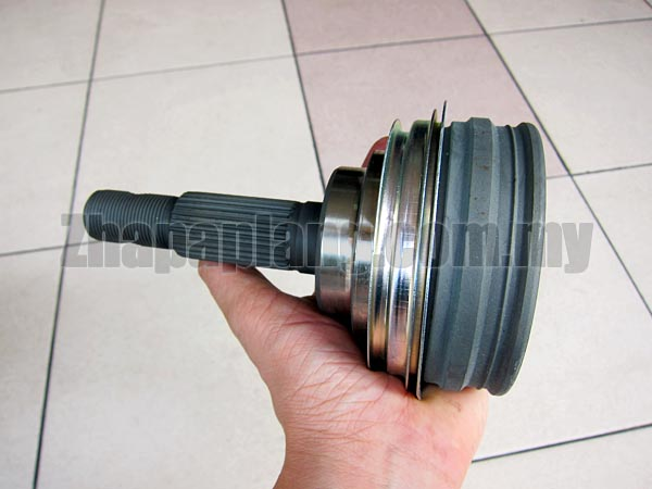 NKN CV Joints for Toyota Estima TCR21W w/ABS, 4WD, 4ATM, 2400cc 2TZ-FE, 90/5- - Image 3