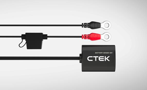 Ctek CTX Battery Sense Check Status Through WiFi