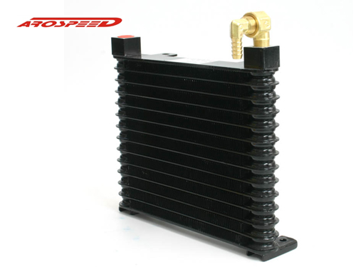 Arospeed Performance Oil Cooler/ATF Cooler Kit Universal - Image 2