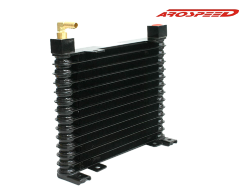 Arospeed Performance Oil Cooler/ATF Cooler Kit Universal - Image 1
