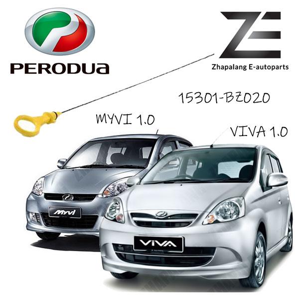 Original Perodua Dipstick Viva / Myvi 1.0 15301-BZ020 Engine Oil Ruler / Level