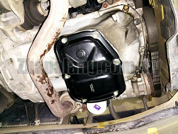 Aftermarket Oil Pan with Nut for Perodua Alza/Myvi - Image 2