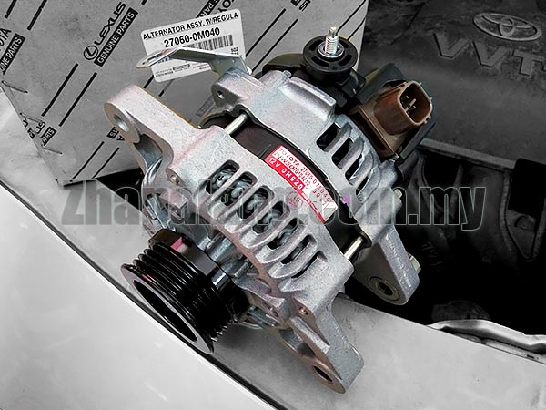 Original Denso Alternator 12V 90A for Toyota Vios NCP93 '07-13