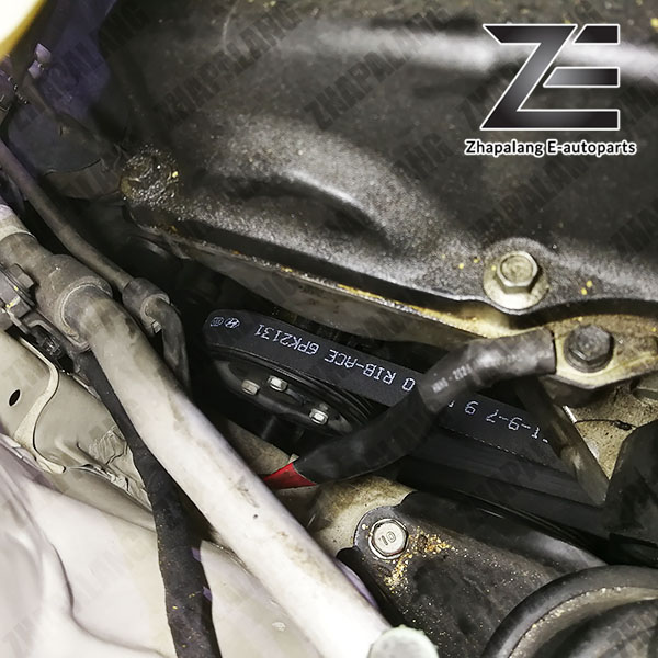 OEM KIA 6PK2131 V-Ribbed Belt Hyundai Tucson Sonata KIA Optima K5 Sporage 252122G710 - Image 2