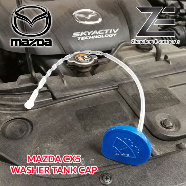 Genuine Mazda CX-5 KE KF CX-8 KG Windscreen Washer Bottle Cap Part KD3567483