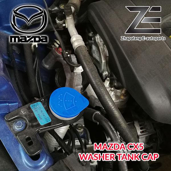 Genuine Mazda CX-5 KE KF CX-8 KG Windscreen Washer Bottle Cap Part KD3567483 - Image 2