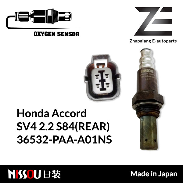 Nissou 36532-PAA-A01NS Oxygen Sensor Rear - Honda Accord SV4 2.2 S84 Make In Japan