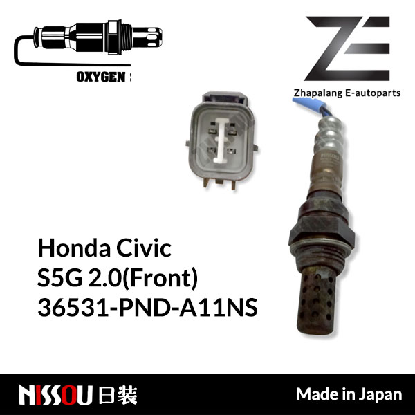 Nissou 36531-PND-A11NS Oxygen Sensor Front - Honda Civic S5G 2.0 Make In Japan