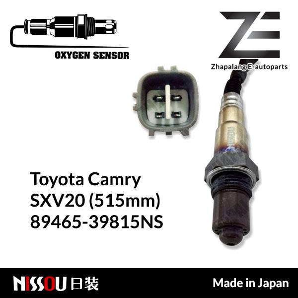 Nissou 89465-39815NS Oxygen Sensor - Toyota Camry SXV20 Make In Japan