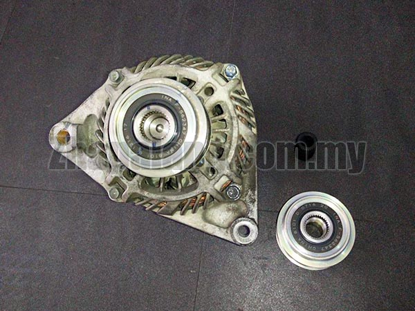 Alternator One-Way Clutch (OWC) Pulley for Proton Campro