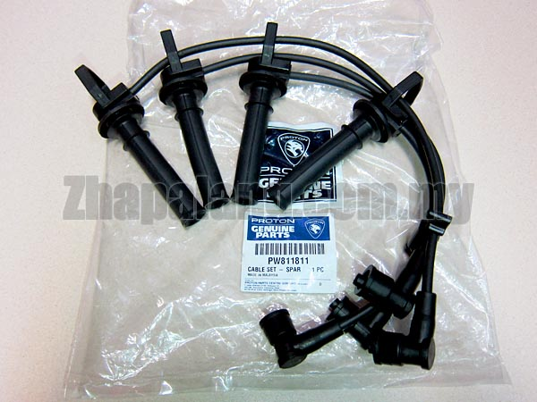 Genuine Spark Plug Ignition Cables/Wires for Proton Regular Campro PW811811