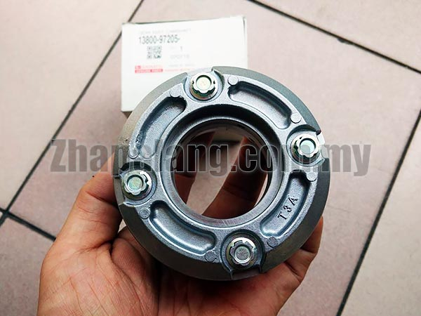 Original Daihatsu Intake Cam Gear for Perodua Viva 660/850/1000 1380097205