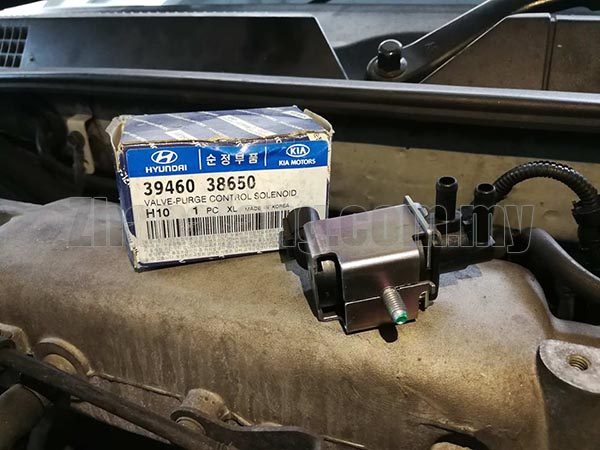 Original Kia Optima/Hyundai Sonata 5 Canister Purge Control Solenoid Valve