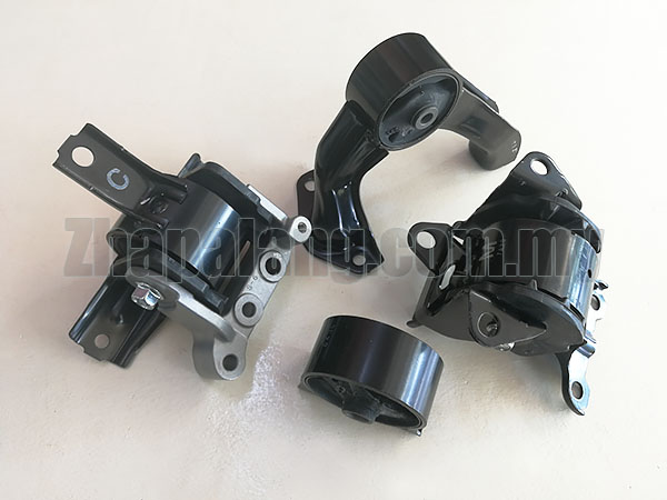 Original Proton Engine Mounting Set for Inspira 1.8 Manual