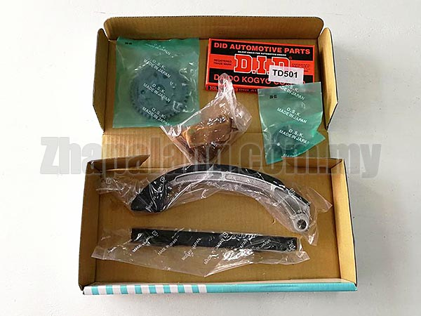 OSK Timing Chain Tensioner Kit for Daihatsu/Perodua Myvi K3VE K3DE - Image 1