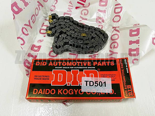 OSK Timing Chain Tensioner Kit for Daihatsu/Perodua Myvi K3VE K3DE - Image 2