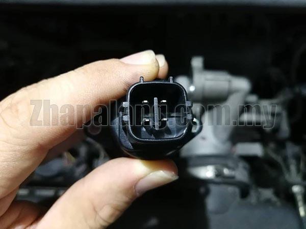 Throttle Body Sensor For Viva, Myvi 1.0 - Image 2