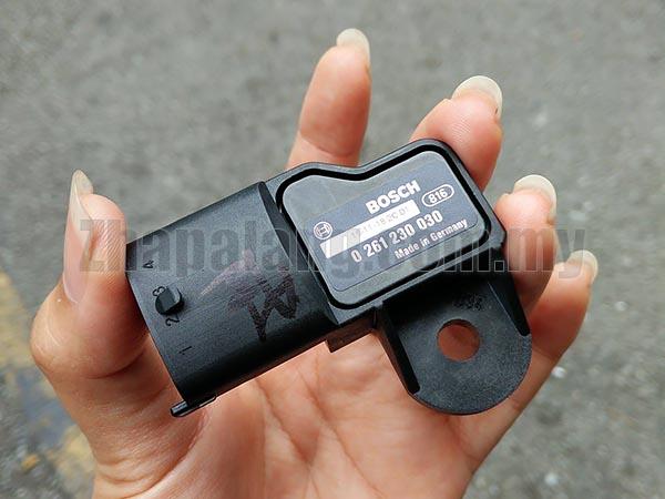 BOSCH 026130030 Intake Manifold Pressure Sensor MAP Fits Proton IAFM