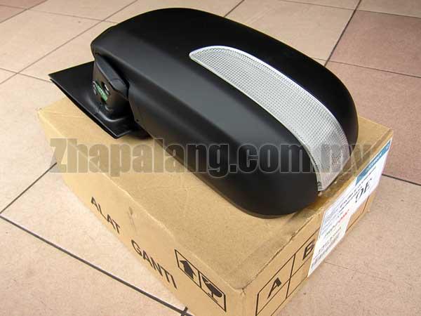 OE Perodua Myvi Side Mirror Auto 5 Wire LH