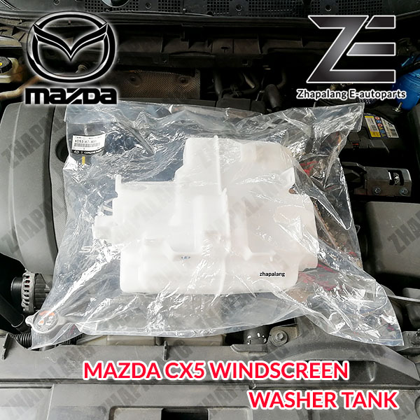 Genuine Mazda CX5 Windscreen Wiper Washer Tank - Plastic (KD5367481)