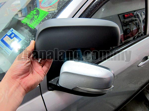 Original Proton BLM / FLX / Persona / Preve / Suprema S Side Mirror Housing Cover LH PW940143