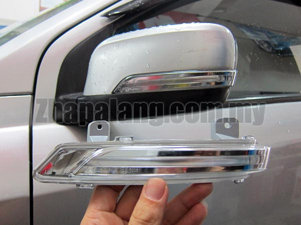 Original Proton BLM / FLX / Persona / Preve / Suprema S Side Mirror Turn Signal Lamp PW940141N