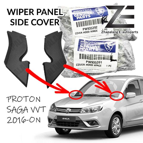 Original Proton New Saga VVT Wiper Panel Side Garnish Cowl Cover PW935391/PW935292