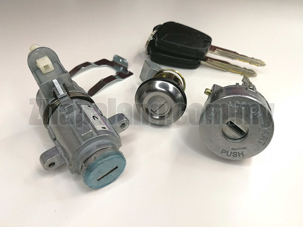 Aftermarket Cylinder Key Lock Set for Proton Persona / Gen2(Whole Car)