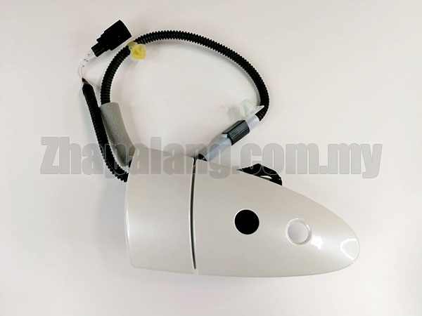 Original Honda CRZ Import Model Front Door Outer Handle RH with White Paint(Sensor Button)