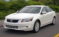 Accord CL7 SEA 2008