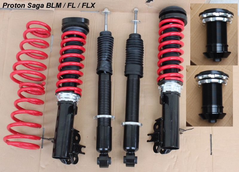 Improve Hi/Lo Body Shift & Serviceable for Proton Saga BLM/FL/FLX