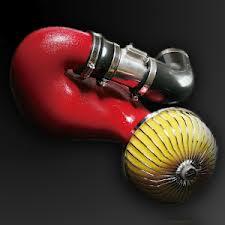Works/SIMOTA Big Tube Air Filter Intake: HONDA FIT/ JAZZ 1.3/1.5 '08-12