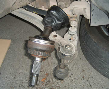 Drive Shaft Boot