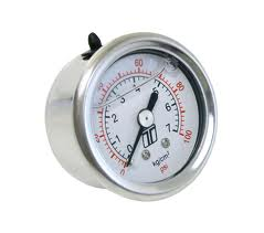 Fuel Regulator Gauge